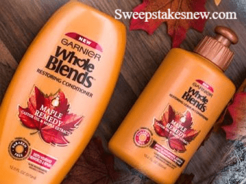 Garnier Whole Blends Find Your Winter Blend sweepstakes