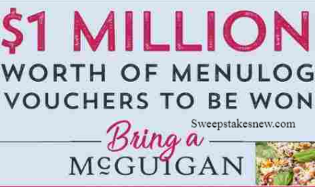 McGuigan Wines $1 Million Rewards Competition
