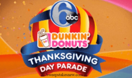 6abc Thanksgiving Day Parade Dunkin Fan Cam Tweetstakes Contest