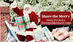 Lands End Share The Merry Sweepstakes
