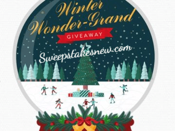 Bloomington Convention & Visitors Bureau Winter Wonder Grand Sweepstakes