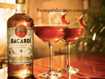 Bacardí Party Sweepstakes