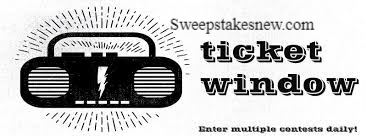 Lightning 100 Ticket Window Sweepstakes