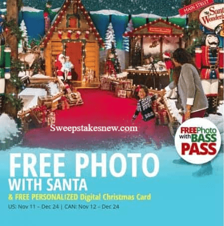Bass Pro Santas Wonderland Free Photo Contest