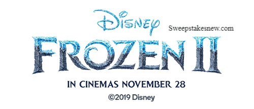 Woolworths Rewards Frozen 2 Competition