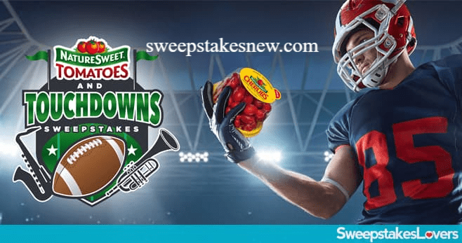 NatureSweet Tomatoes and Touchdowns Sweepstakes