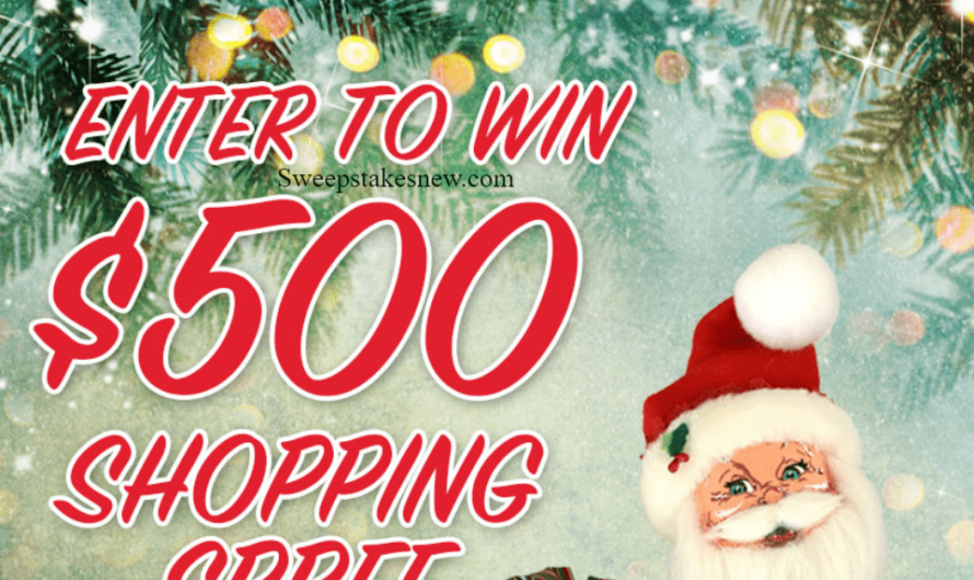 Annalee Dolls Santa Shopping Spree Giveaway