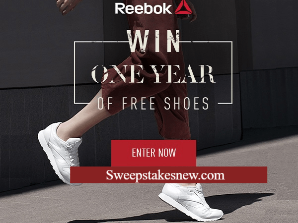 Reebok Shoes For A Year of Sneakers Giveaway