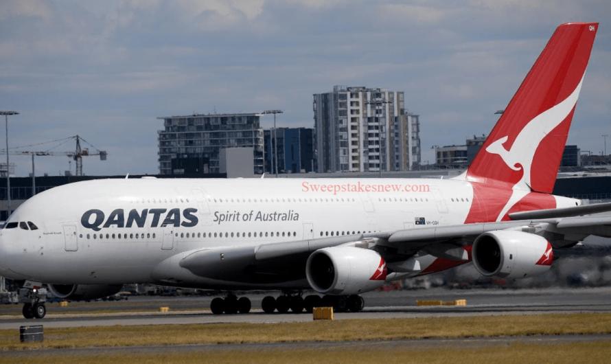 Brisbane Airport Qantas Flights to Chicago Competition