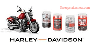 Harley Davidson Joy to the Ride Sweepstakes