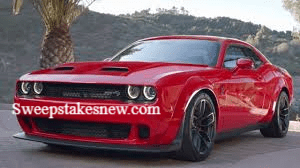 Dodge Horse Power Sweepstakes