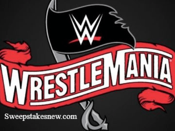 WWE Kraken Rum Finisher Sweepstakes