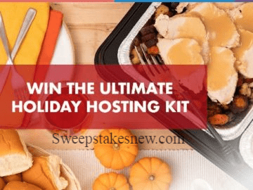 Sterno Holiday Hosting Prize Bundle Sweepstakes