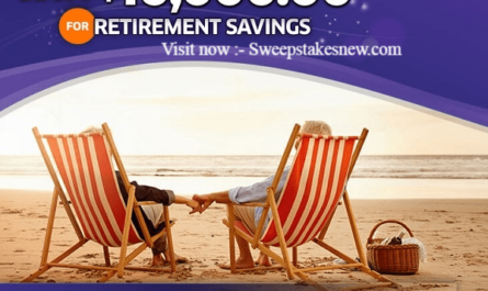 PCH $10000 Retirement Sweepstakes
