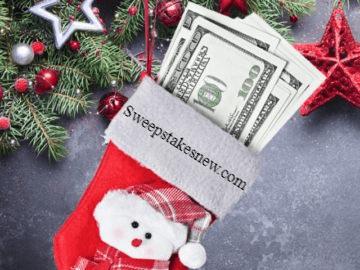 Newsweeks $1000 Holiday Cash Sweepstakes