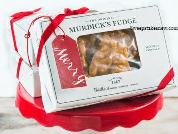 Murdicks Fudge Thanksgiving Giveaway