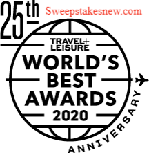 Travel & Leisure World's Best Awards Giveaway