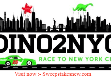 Sinclair Oil DINO2NYC Sweepstakes