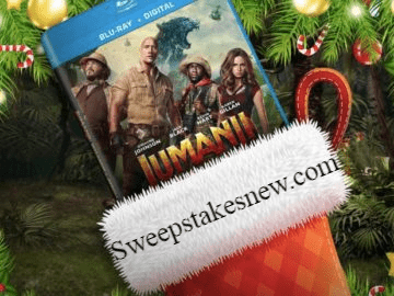 Sony Rewards Jumanji The Next Level Giveaway