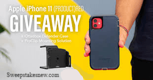 iPhone 11 and ProClip Mount Giveaway