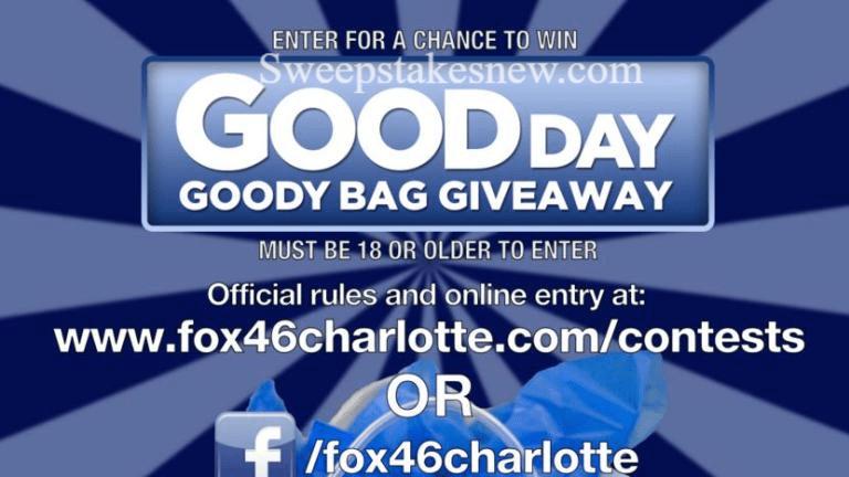 FOX Good Day Goody Bag Giveaway