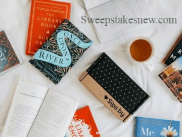 Sips By x Book Club Favorites Sweepstakes