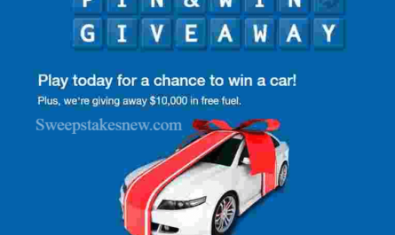 My Husky Pin and Win A Car Contest
