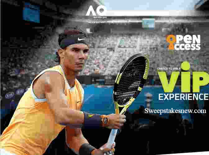 Kia Tennis Open Access Competition