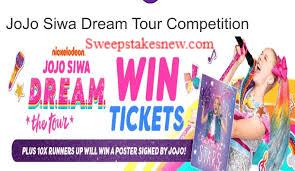 Nickelodeon JoJo Siwa Dream Tour Competition