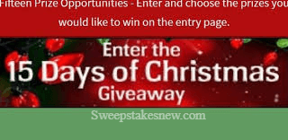 WANE 15 Days of Christmas Contest