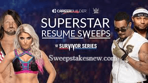 Career Builder Superstar Resume Sweepstakes