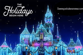 KSON Disneyland Holiday Sweepstakes