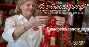 River Street Sweets Sweetsgiving Sweepstakes