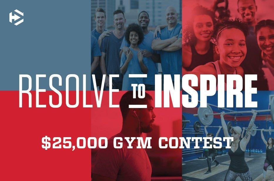 Dymatize Resolve to Inspire $25,000 Gym Contest