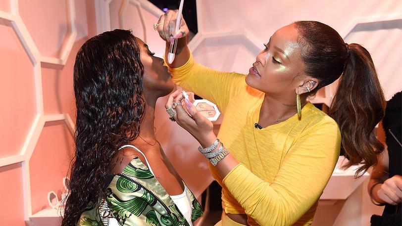 Omaze Rihanna Fenty Beauty Event Sweepstakes