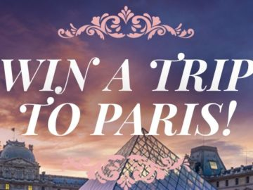 Le Grand Courtage Win a Trip for 2 to Paris