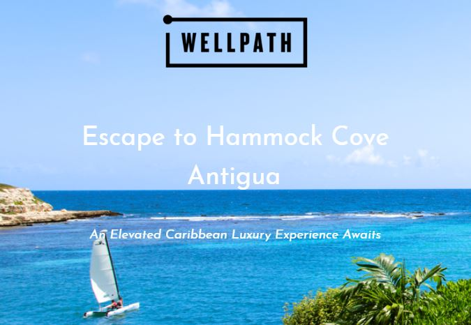 Escape To Hammock Cove Antigua Sweepstakes