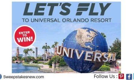 Holidays At Universal Orlando Resort Sweepstakes