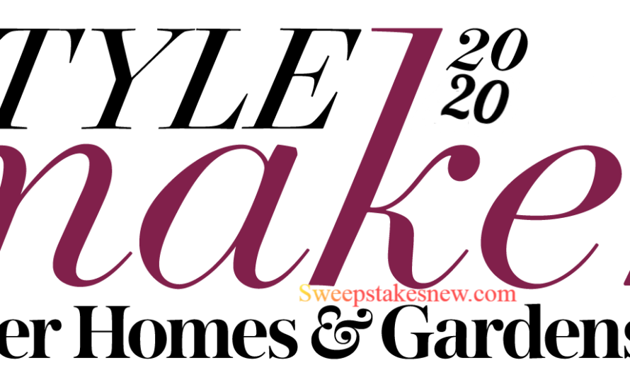 BHG Stylemaker Swag Bag Sweepstakes