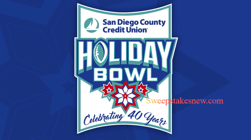 San Diego County Credit Union Holiday Bowl Sweepstakes