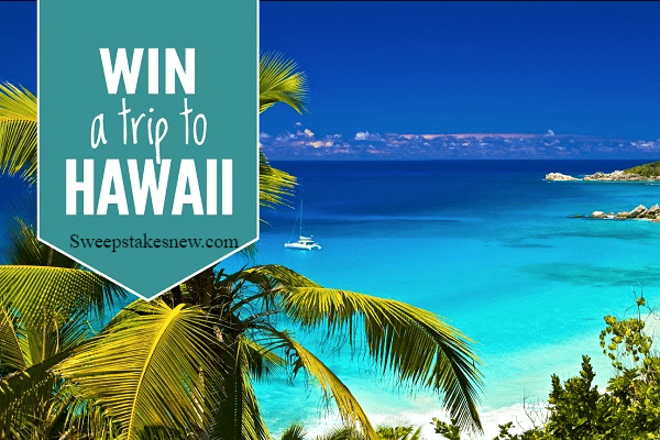 BUZZR Trip to Hawaii Sweepstakes