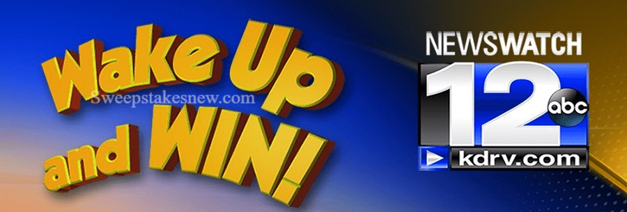 NewsWatch 12 BI-MART Wake Up And WIN Contest