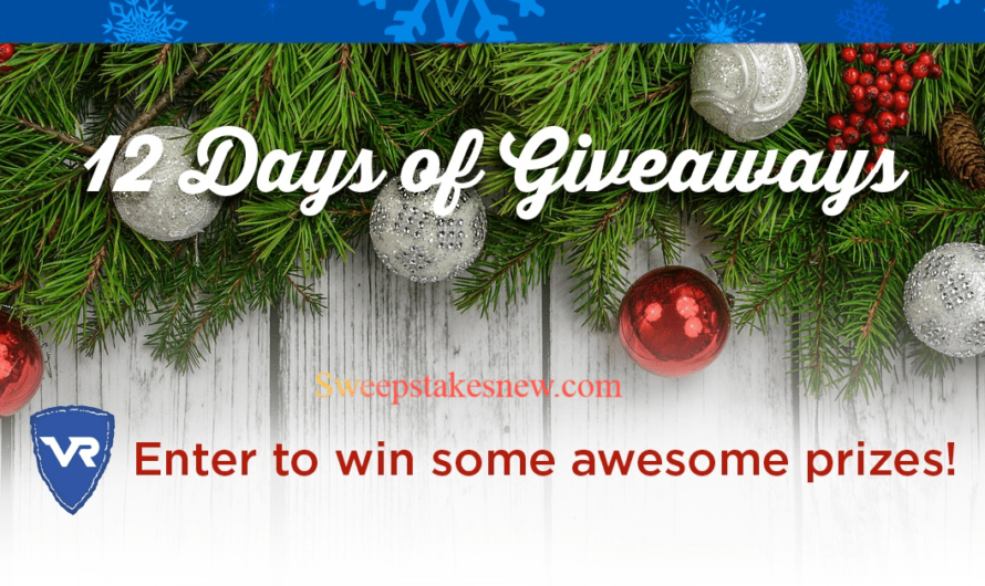 Vacation Races 12 Days Of Giveaways