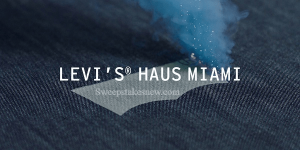 Levi's Winter Sweepstakes
