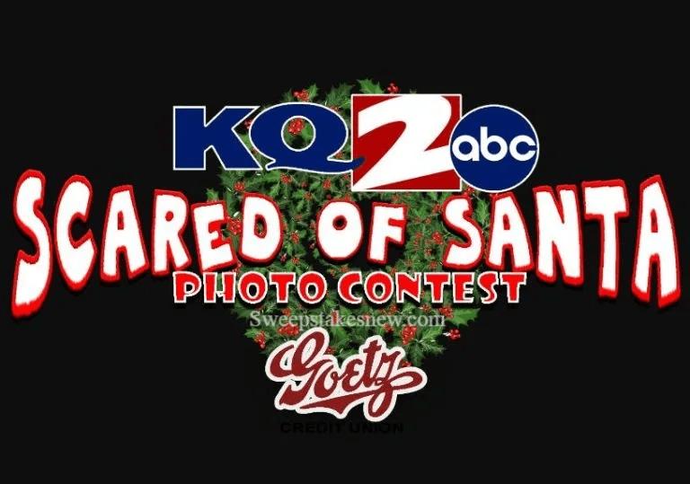 KQ2 Scared of Santa Photo Contest