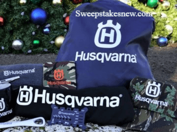 Husqvarna Winter Swag Sweepstakes