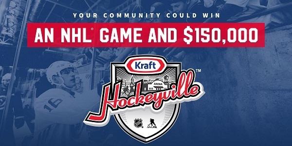 Kraft Hockeyville USA 2020 Contest