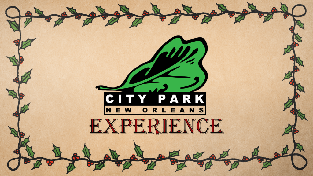 New Orleans City Park Experience