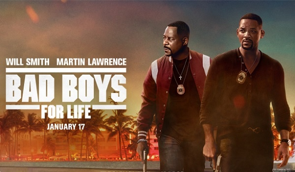 Sony Rewards Bad Boys for Life Giveaway