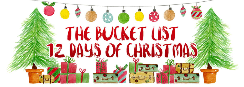 The Bucket List Family 12 Days of Christmas Giveaway